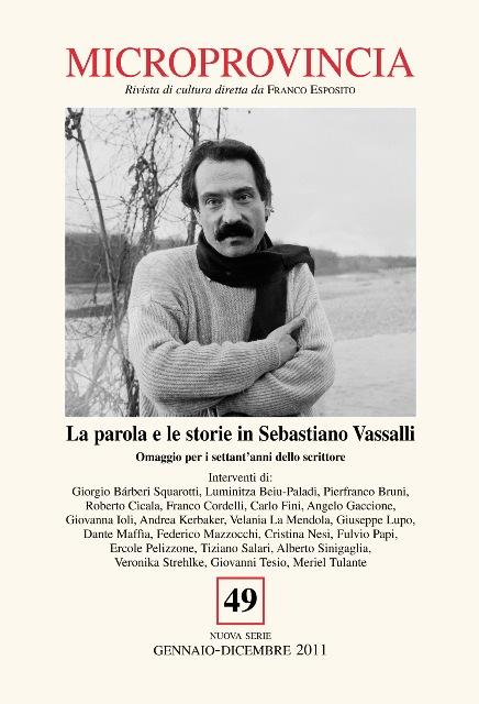 La parola e le storie in Sebastiano Vassalli