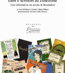 I cento anni di Arnoldo Mondadori: un libro e un incontro sull'eredità di un grande editore