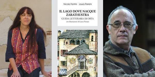 """""""Il lago dove nacque Zarathustra"""" al Salone del libro di Torino"""