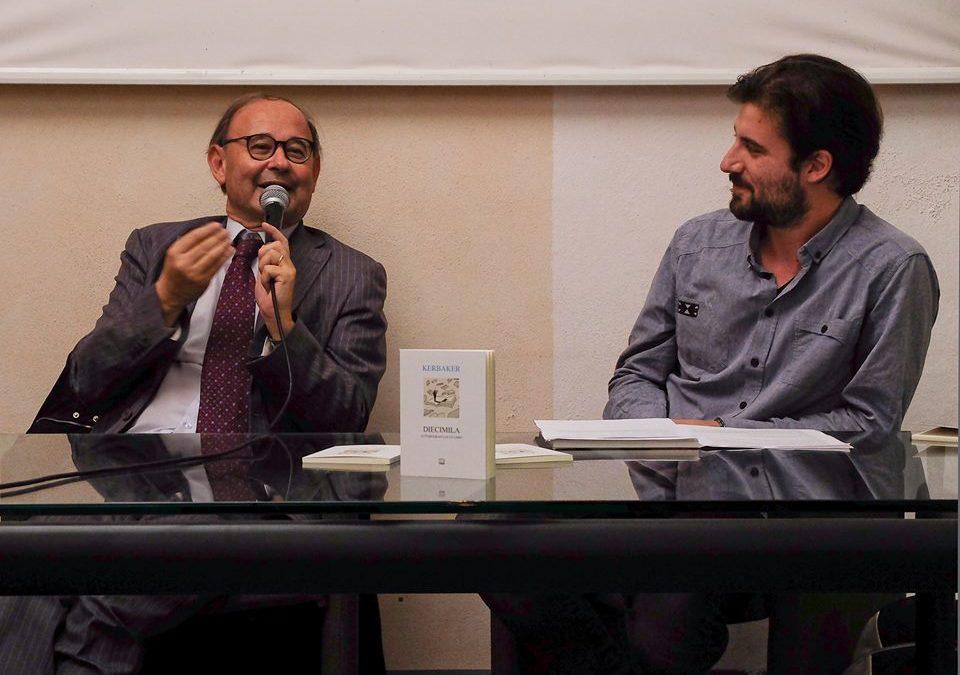 """Novara ospita il bibliofilo Andrea Kerbaker e il suo libro, """"Diecimila"""""""