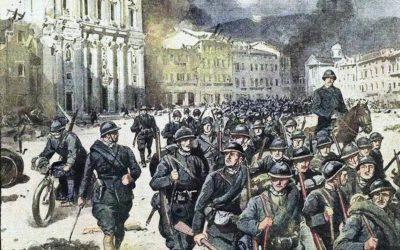 """""""Giovedì letterari in biblioteca"""": il programma di novembre 2018 dedicato alla prima guerra mondiale"""