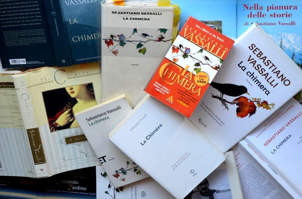 """30 anni della """"Chimera"""": un caso editoriale nelle carte dell'autore"""